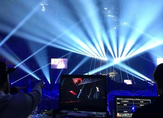 LED liikuvate lehele lisandus Robe T1 Profiil.