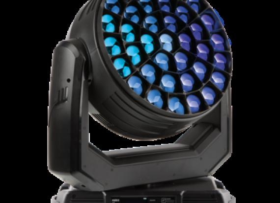 Robelt uus võimas LED-liikuvpea: Tarrantula
