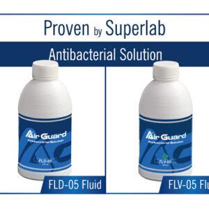 Antibakteriaalsed lahused